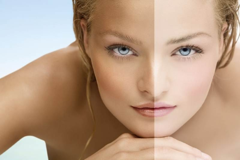 How to get a fair complexion
