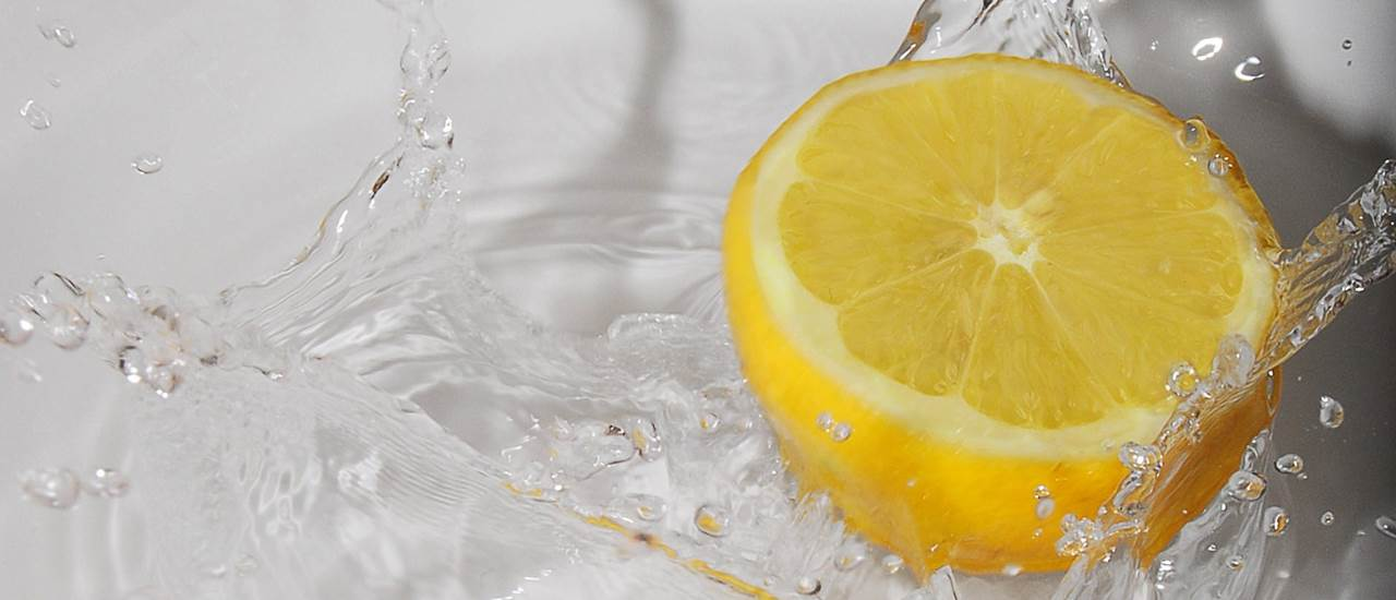 Lemon Water is important for your health