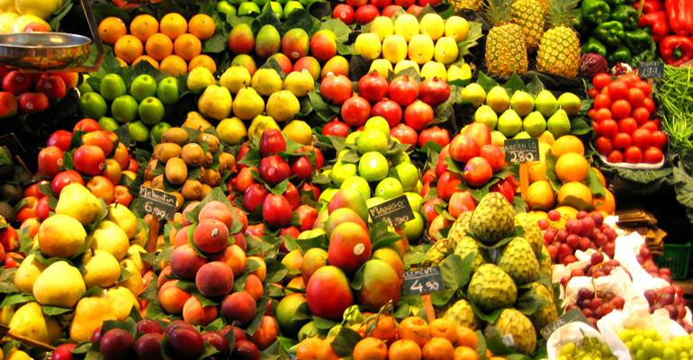 Fruits and their health benefits