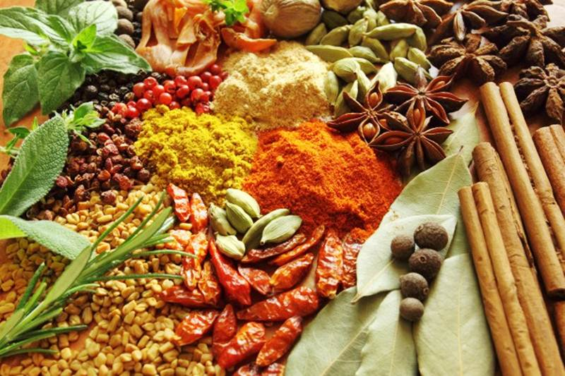 Healing Herbs and Spices from Your Kitchen