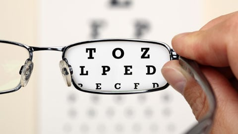 Reading Glasses Eyesight