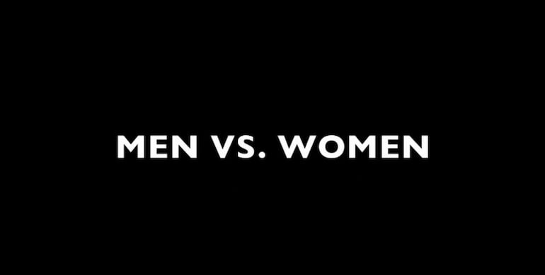 men vs women brain
