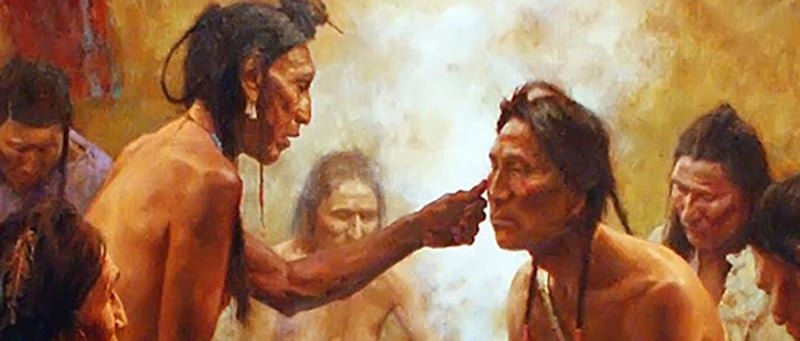 native american cures