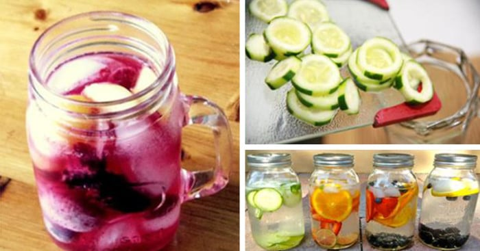 Infused Water Recipes to Improve Your Health