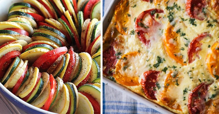 Vegetarian Zucchini Recipes