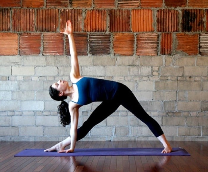 extended-triangle-pose
