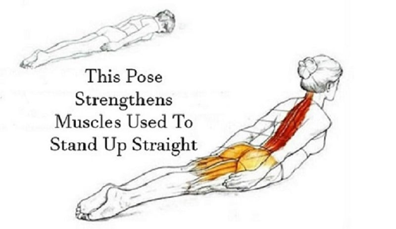 Improve Your Posture and Relieve Back Pain With This Simple Exercise