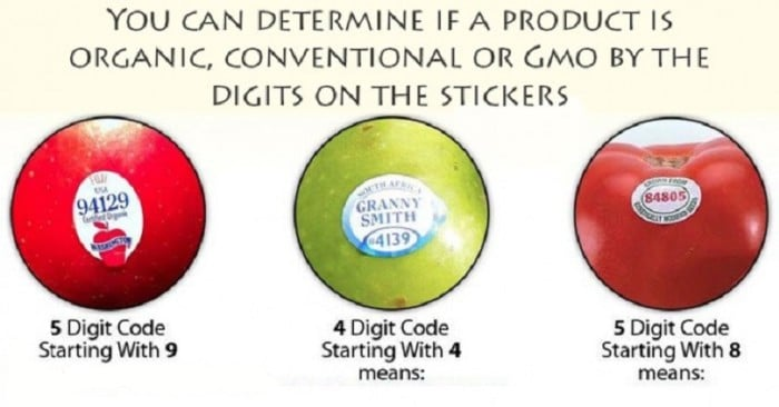 Why You Should Never Buy Produce With a Sticker That Begins With 8
