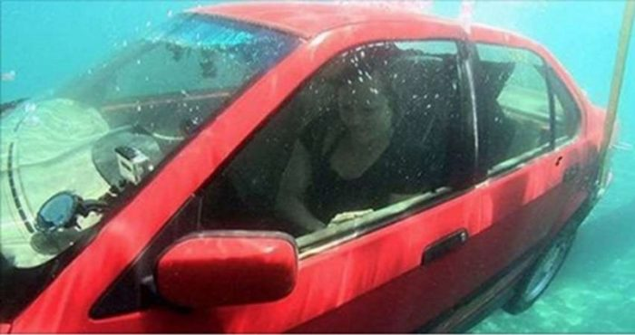If Your Car Is Underwater and Sinking Fast, You Need To Do THIS If You Want To Live!