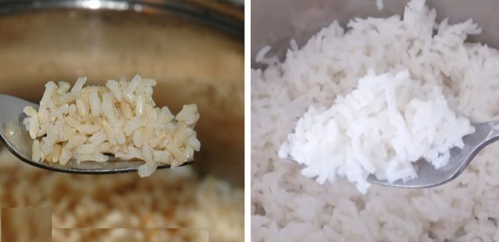 People Think Brown Rice is Better Than White Because They Don't Know THIS