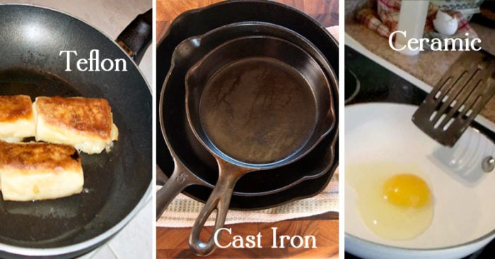 The 6 Dangers of Non-Stick Pans and the 2 Safer Alternatives