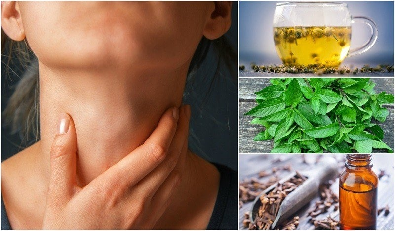 Symptoms And Home Remedies For Burning Sore Throat Human