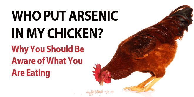 Detoxification Arsenic Chicken