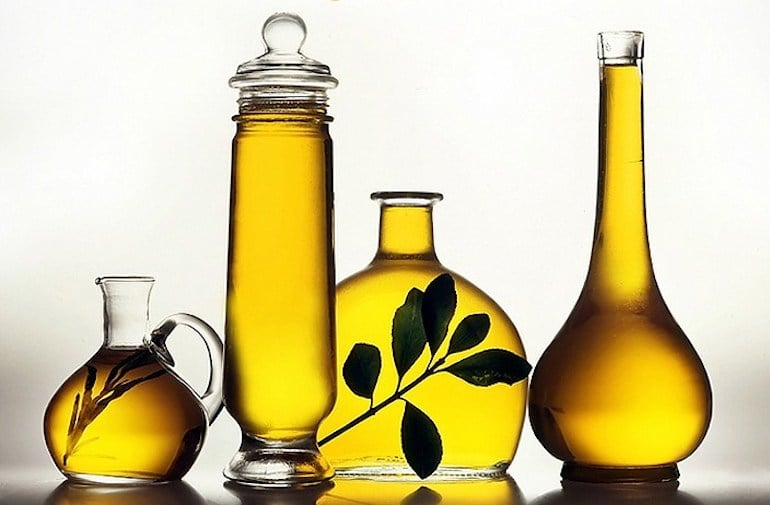 Olive Oil For Beauty