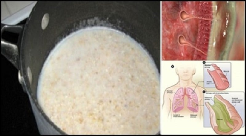 Clear Mucus From Your Lungs And Give An Instant Boost To